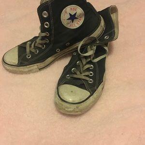 Converse Shoes - High top converse